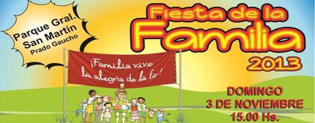Mendoza: Fiesta de la Familia