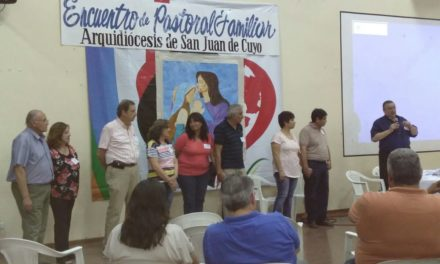 San Juan de Cuyo: nuevo Secretariado Arquidiocesano de la Familia